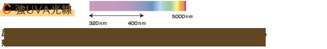 C 強UVA光線